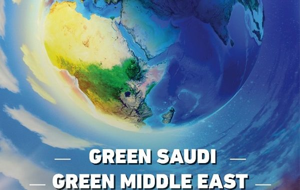 Saudi Crown prince announces Saudi Green & Middle East Green initiatives